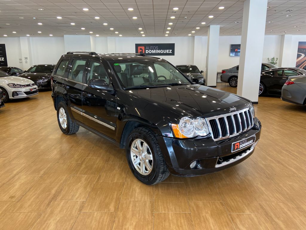 JEEP Grand Cherokee 3.0CRD Limited Aut 2