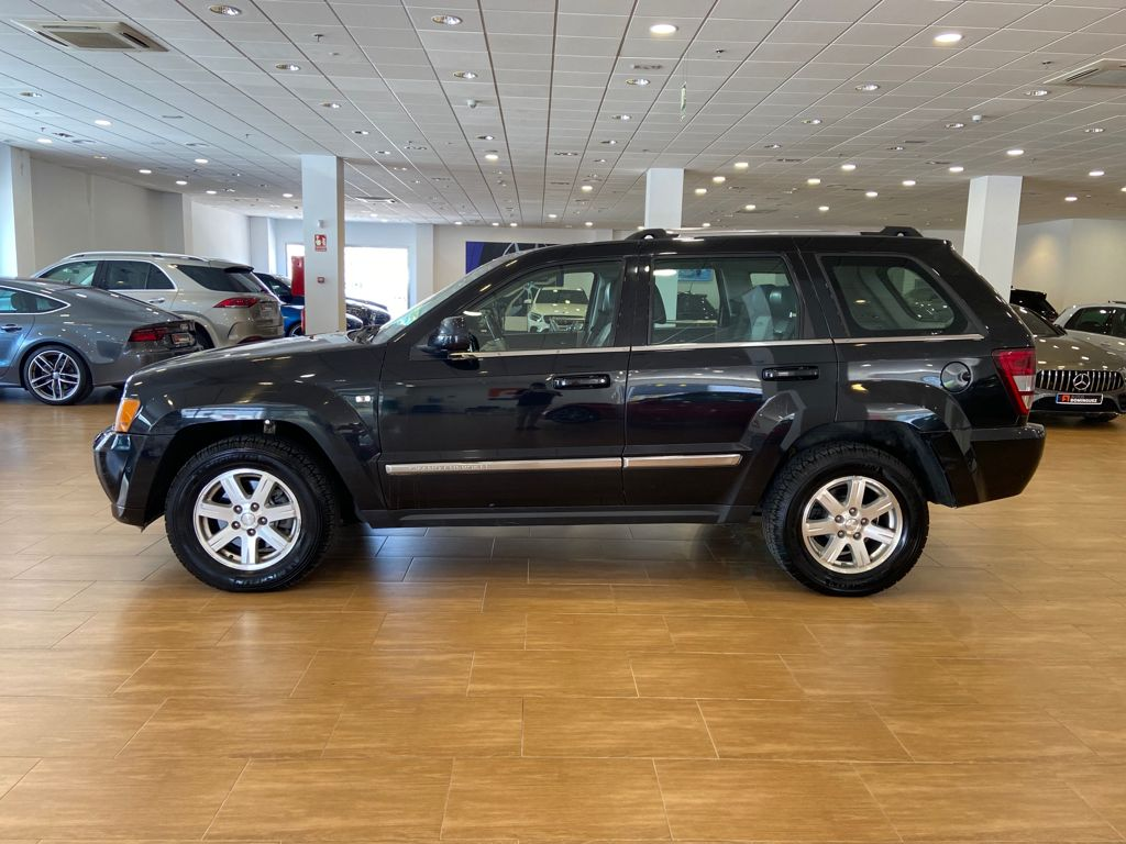 JEEP Grand Cherokee 3.0CRD Limited Aut 6