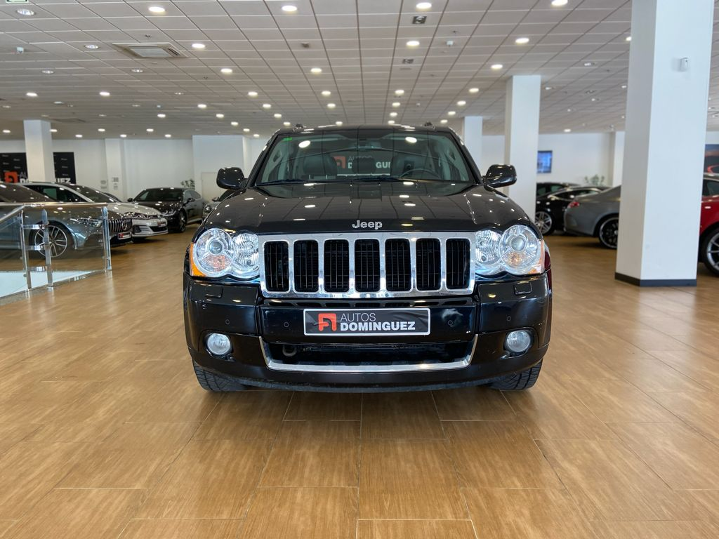 JEEP Grand Cherokee 3.0CRD Limited Aut 3