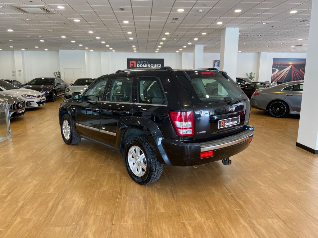 JEEP Grand Cherokee 3.0CRD Limited Aut 4
