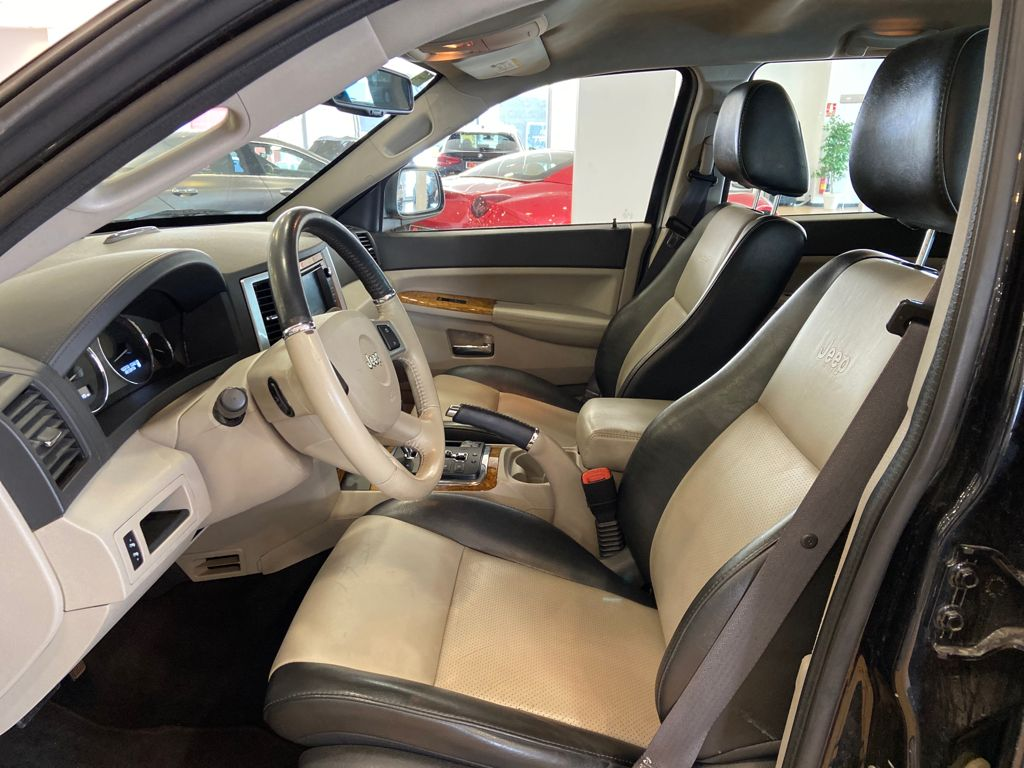 JEEP Grand Cherokee 3.0CRD Limited Aut 7