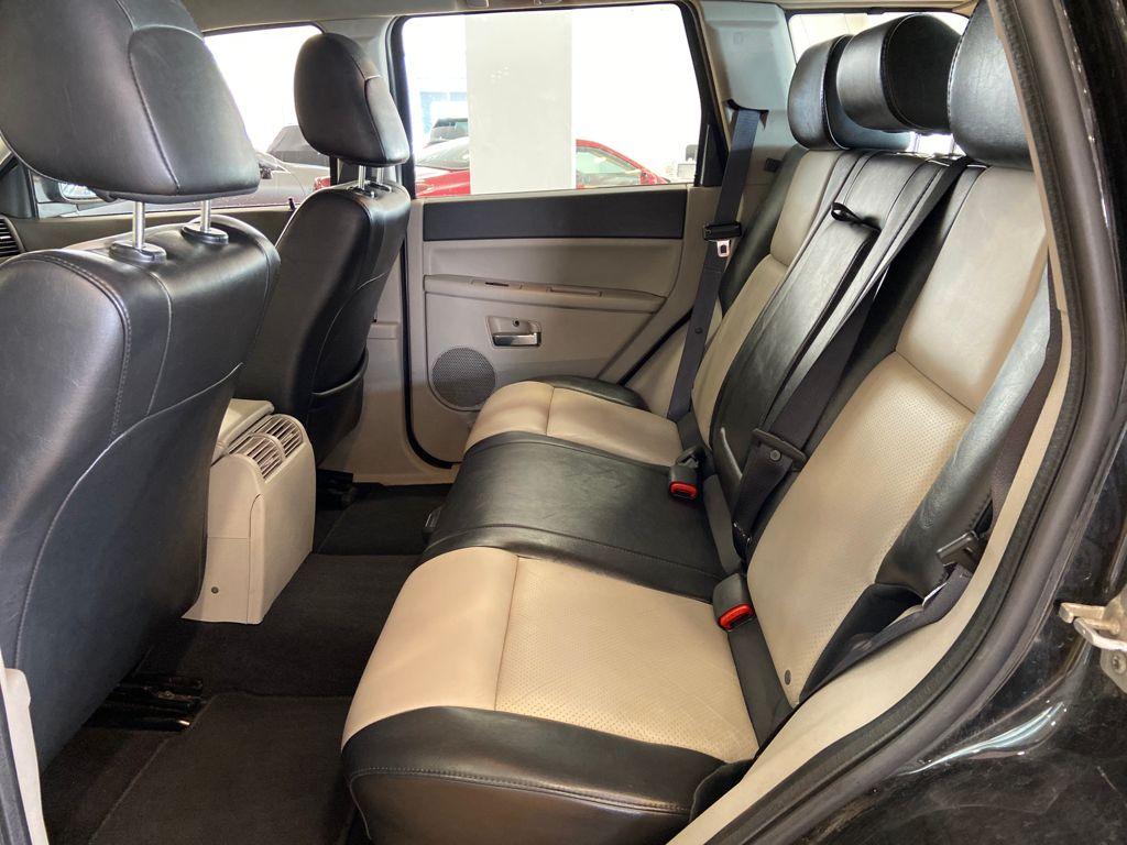 JEEP Grand Cherokee 3.0CRD Limited Aut 8