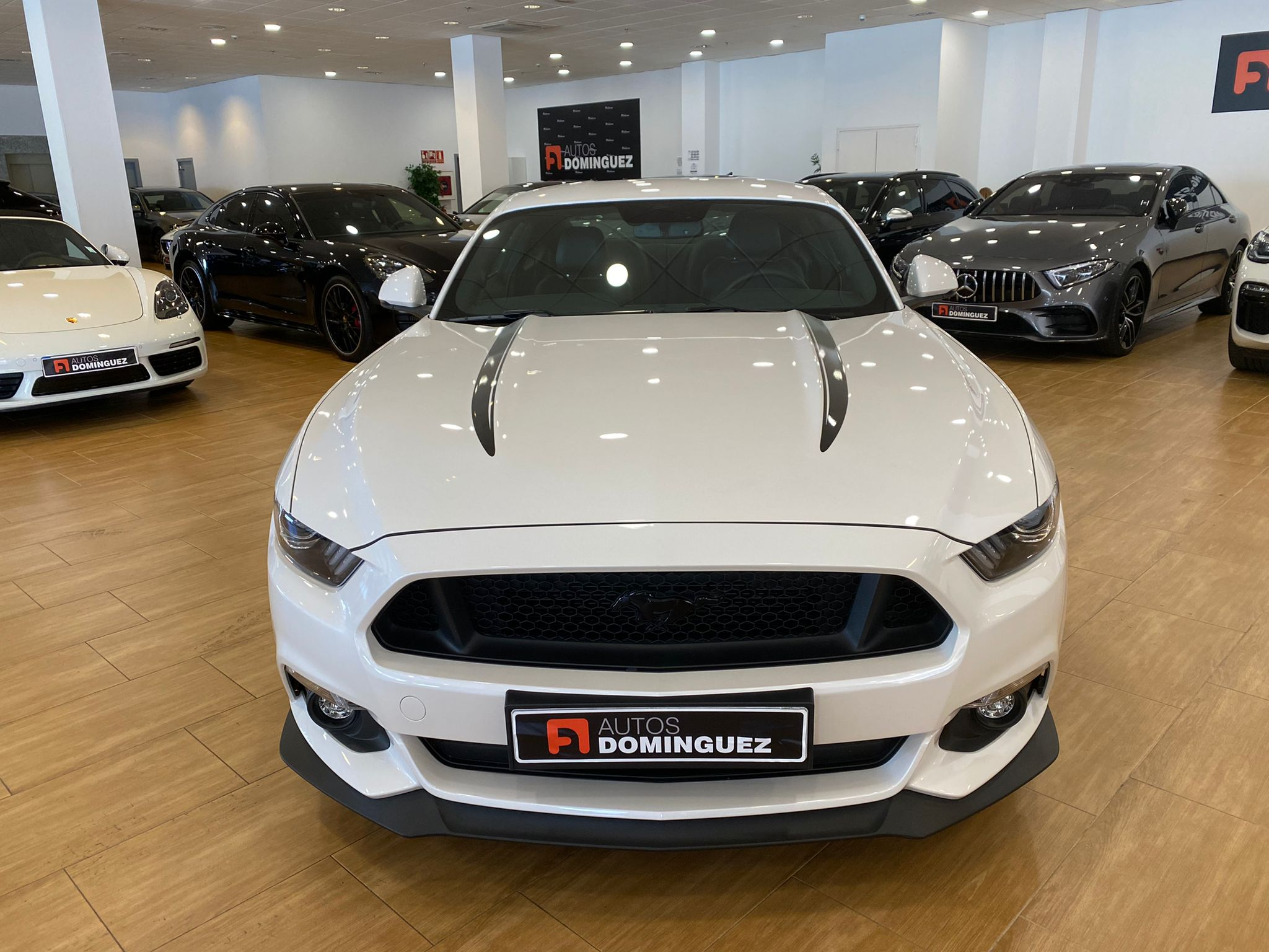 FORD Mustang 5.0 TiVCT V8 307kW Mustang GT A.Fast. 2p.