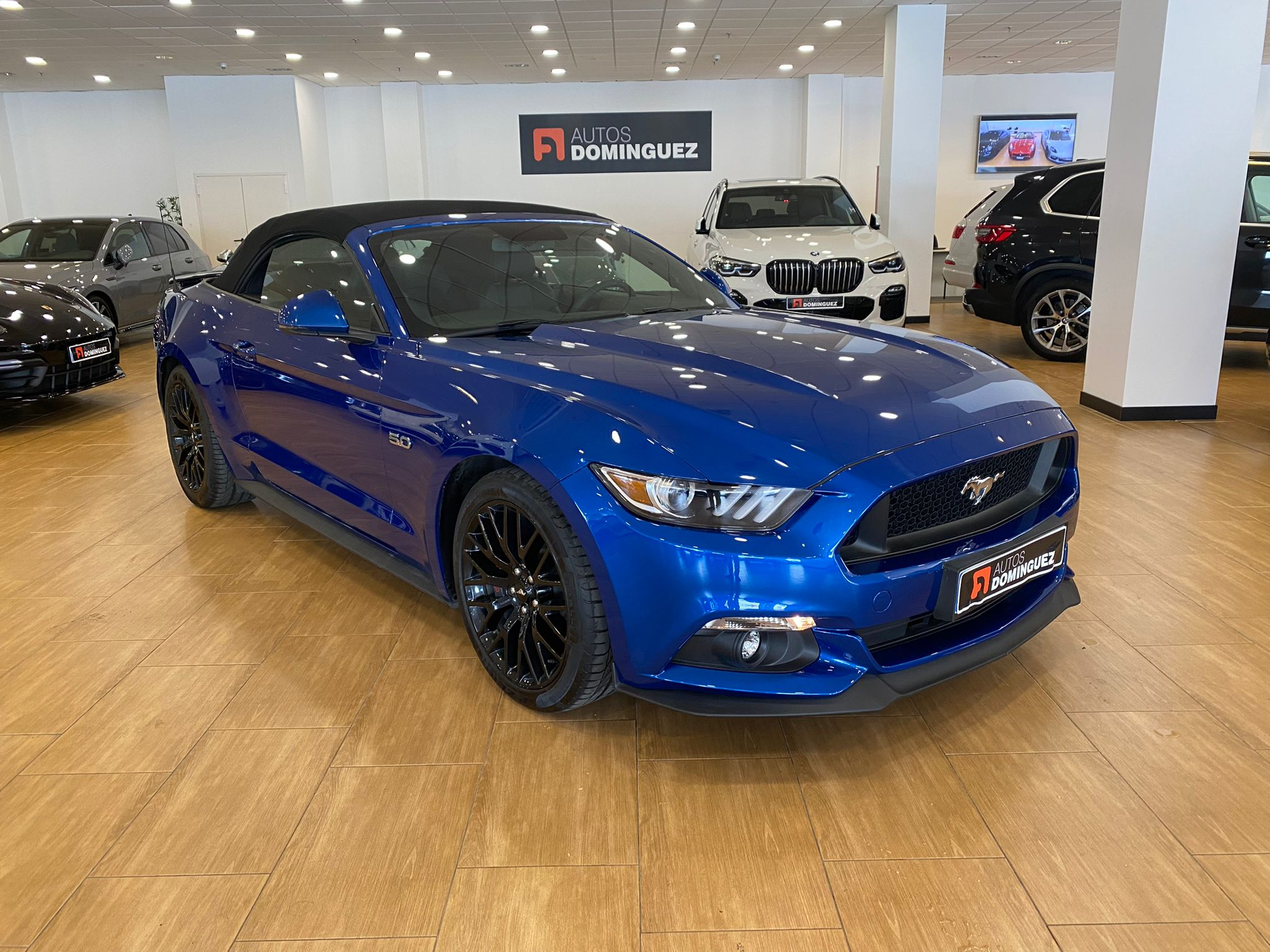 FORD Mustang 5.0 TiVCT V8 307kW Mustang GT Conv. 2p.
