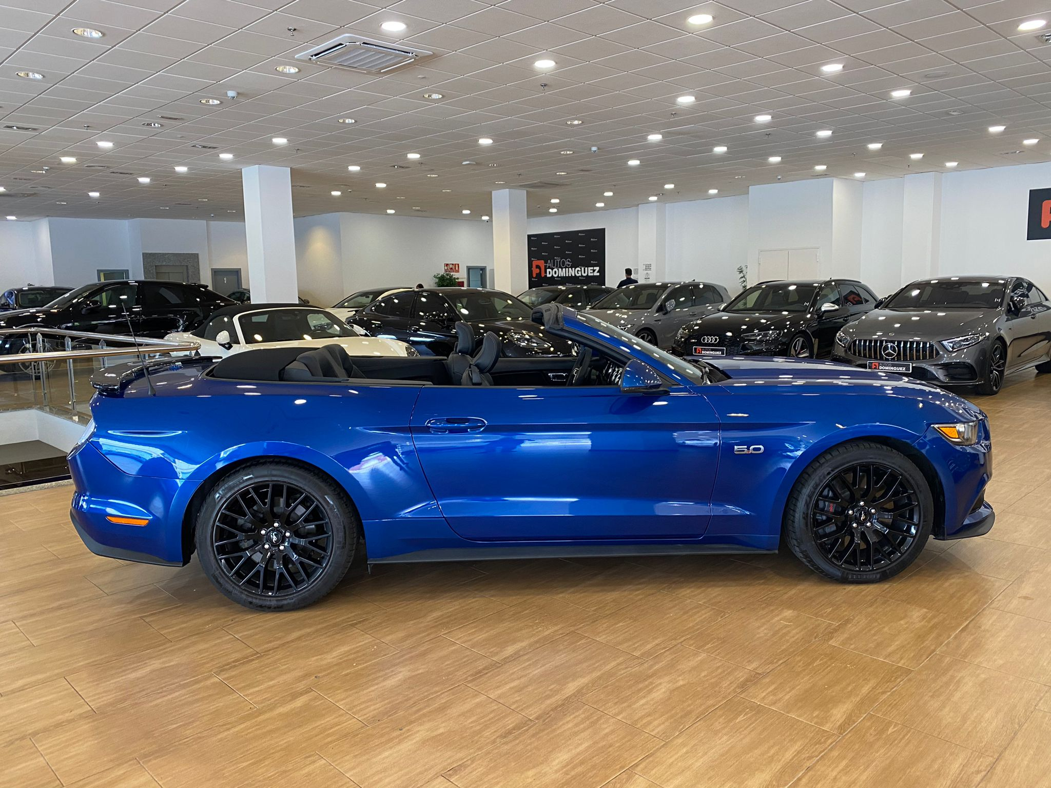 FORD Mustang 5.0 TiVCT V8 307kW Mustang GT Conv. 2p. 5