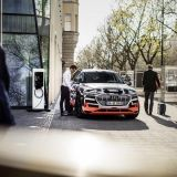 Audi partners with Grupo Hager and SMA Solar Technology to charge electric vehicles in the home